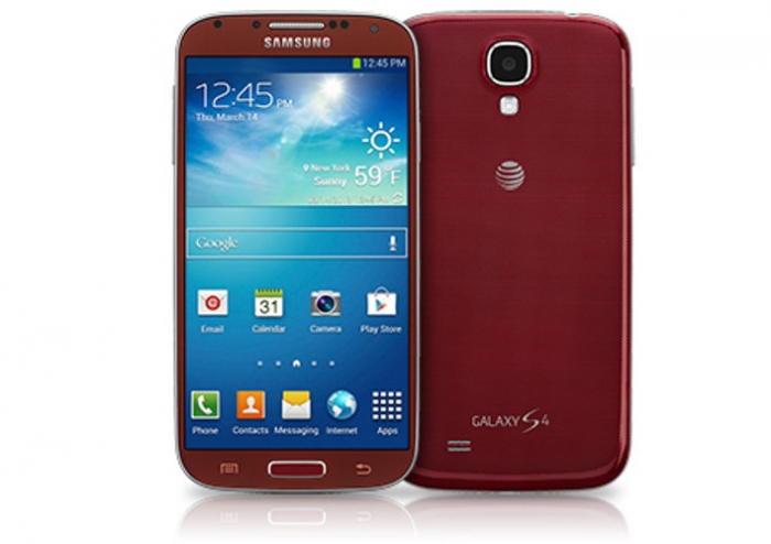 samsung galaxy s4 sghi337 atampt red