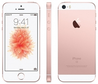 Apple iPhone SE - 16GB - VERIZON -  ROSE GOLD